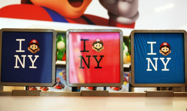 Nintendo Store 16