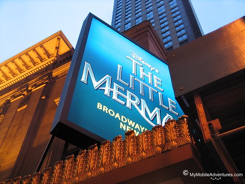 IMG_5144-Disney-Broadway-Marquee-Little-Mermaid