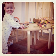 Bonus 365 - Baby's Activity Table