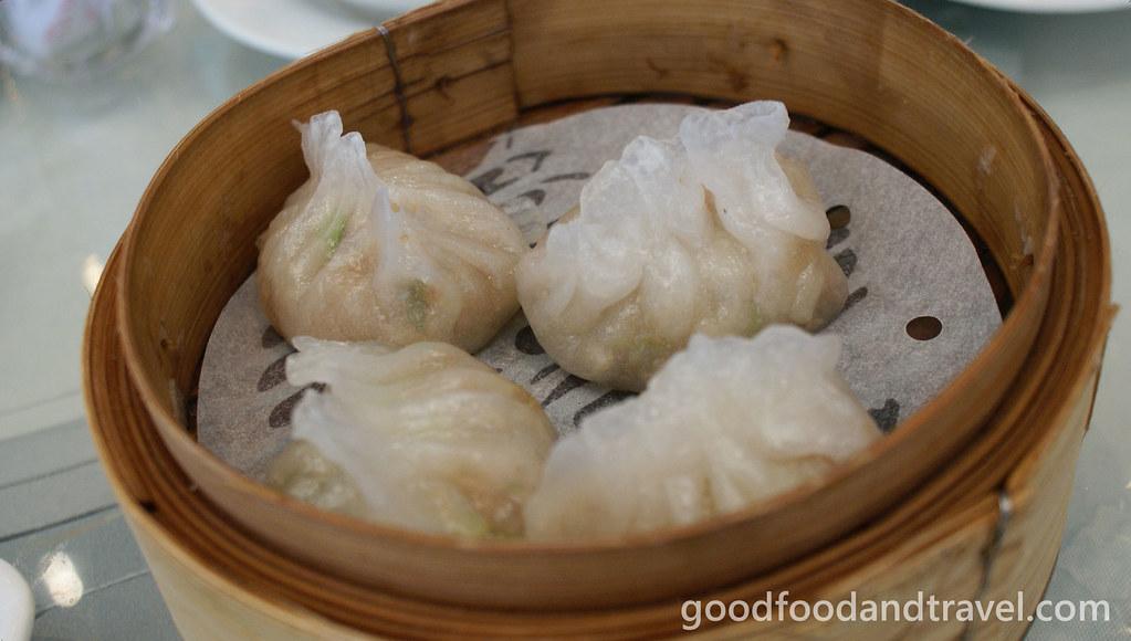 Chiu Chao Style Dumplings
