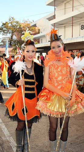 Thailand Sport Day Parade