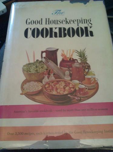 good housekeeping cookbook (1963)