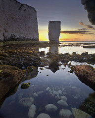 Old Harry Rocks Dorset (peterspencer49) Tags: ocean uk longexposure greatbritain sea seascape southwest beach clouds sunrise reflections bay coast unitedkingdom pebbles dorset stunning coastline poole seaview coastalpath westcountry southwestcoast oldharry dorsetcoast southwestcoastalpath juassic chalkcliffs stunningview seascene jurasiccoast cosatline oceanveiw worldheitagesite cliffwalks peterspencer h3dll39 senicvista stunningseascape coastalledges beachseaview