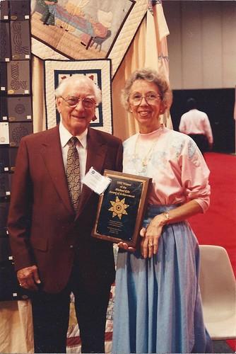 Garrett & Violet Raterink 1992