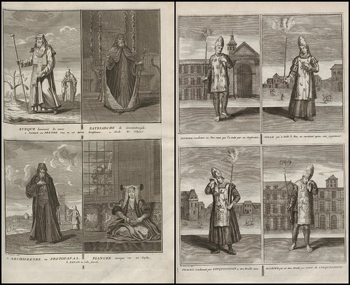 Greek and Turkish clergy AND people condemned by the Inquisition