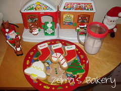 Sugar Cookies - Christmas Assortment - large