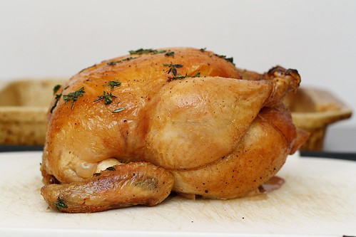 gorgeous roast chicken