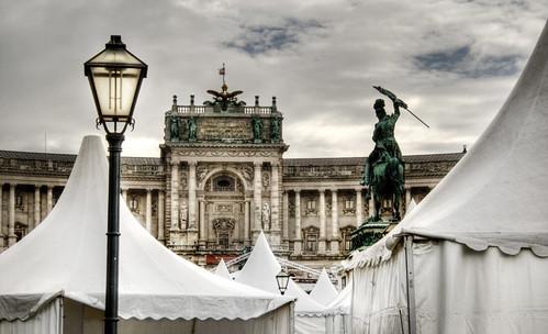 Vienna. Hofburg. Viena