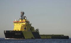 Vidar Viking - Teesport (Coatham) Tags: 20d canon river eos ship offshore anchor tug viking handler supply tees vidar teesmouth teesport