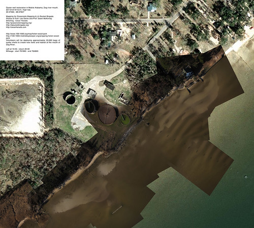 7000x7000_Oyster reef restoration in Mobile Alabama, Dog river mouth_ north piece.