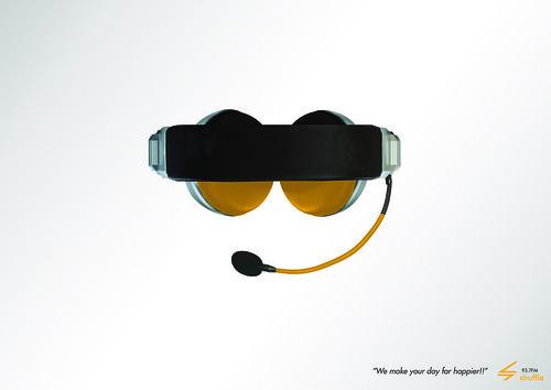 Shuffle (radio ad campaign)