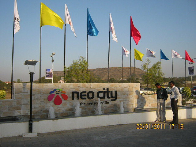 Visit to Neo City 1 BHK & 2 BHK Flats at Wagholi Pune 411 027 - Welcome to Neo City!