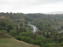 View from Fortress (Alexanyan) Tags: road green europe sad serbia central rainy balkans fortress balkan vojvodina novi petrovaradin serbian  serbien