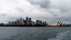Sydney skyline (skumroffe) Tags: ferry skyline harbour manly sydney australia operahouse farmcove mrsmacquarieschair