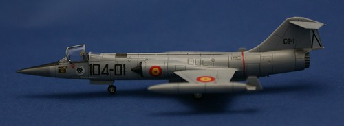 Revell 1/144 - F-104 Starfighter - Spanish Air Force - Complete - 3
