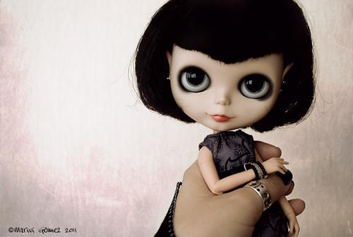 en mi mano... Melinda