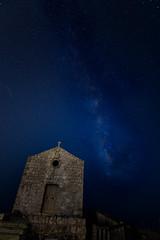 DSC01740-2 (alainvella) Tags: malta dingli milky way chapel maddalena