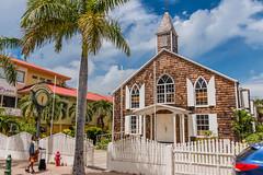 Eglise Mthodiste - Philipsburg - [Sint-Maarten] (Thierry CHARDES) Tags: colire mthodiste eglise sigma1750mmf28 antilles carabes caribbean paysbas nederland