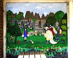 Hero of Switzerland (Draopsnai) Tags: heroofswitzerland pubsign mural loughboroughroad brixton lambeth