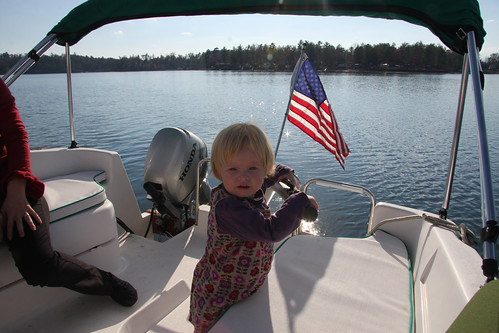 Nora at the Helm