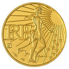 France100 Euros obverse