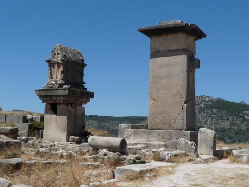 Turecko – Toulky starověkou Lýkií 2aneb V troskách měst Xanthos a Letoon