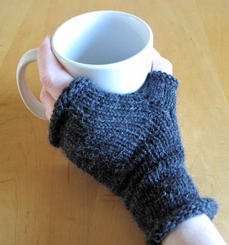 Toasty Fingerless Gloves