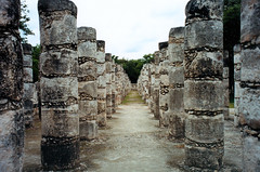 Mexické zastavení 5 – Chichén Itzá
