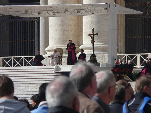Pope in St Peter's Square