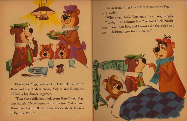 Yogi Bear - A Christmas Visit009