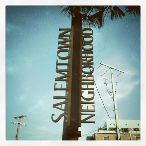 My New Neighborhood!