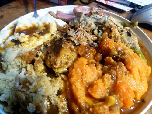Turkey Day dinner