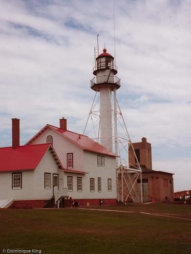 Whitefish Point Light Station-3