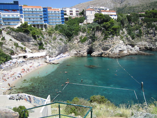 Dubrovnik 0286 beach