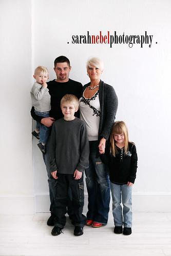 23 . the smith family .