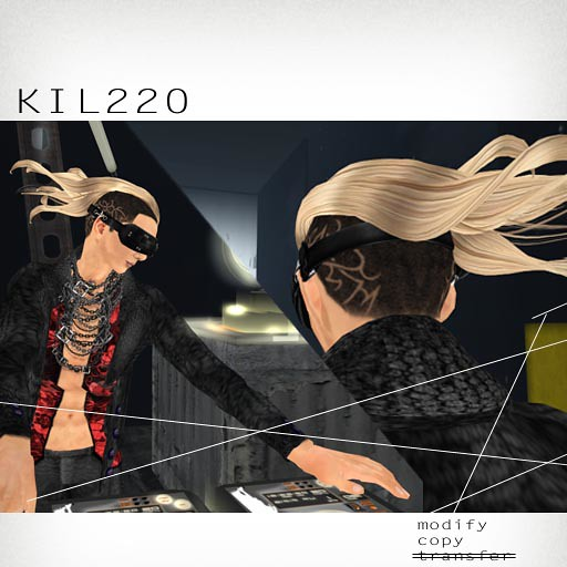 booN KILL220 hair