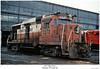 ICG GP30 2272 (Robert W. Thomson) Tags: train ic diesel trains jackson locomotive trainengine icg geep emd gp30 illinoiscentralgulf fouraxle