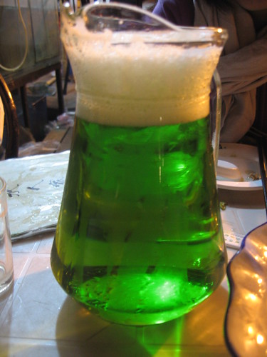 Draght Green Beer