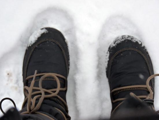 mijn snowboots