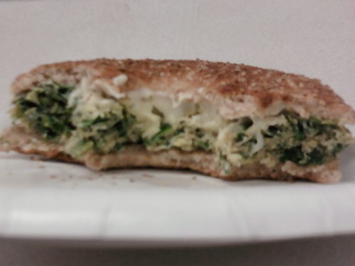 220 Calorie Breakfast Sandwich