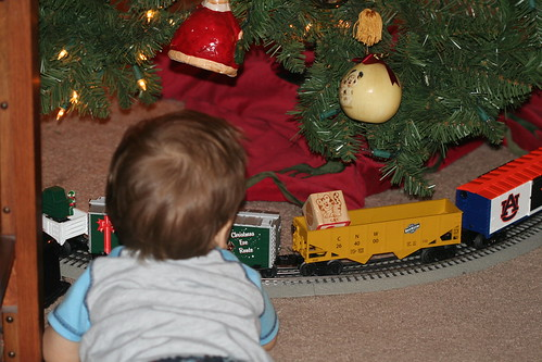 Colin and The Christmas Train