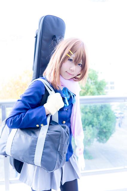 2010-11-28(日) コスプレ博inTFT お名前:雲英さくらさん 作品名:けいおん! キャラ:平沢唯 00389.jpg