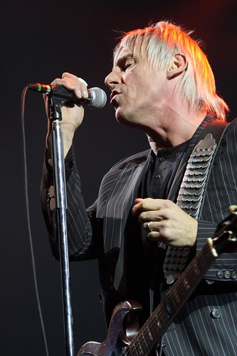 Paul Weller at Manchester Arena