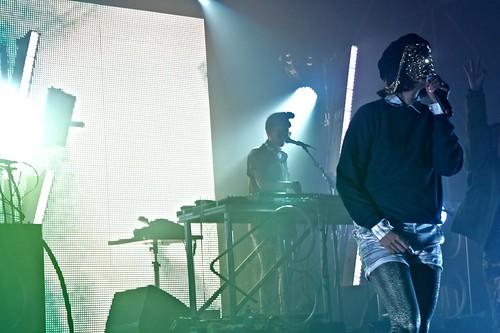 M.I.A. Live @ Altantico, Roma