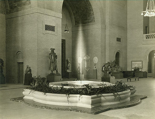 SLAM Louis LeBeaume Fountain 1928.JPG
