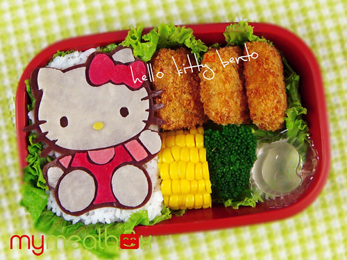 Hello Kitty bento