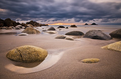 Porth Nanven; Cornwall (Corica) Tags: uk greatbritain england landscape sand rocks cornwall britain explore frontpage stjust nanven porthnanven celticsea thebrissons coytvalley