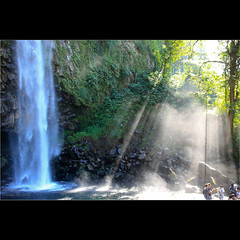 Lembah Anai Waterfall on Sumatra (mikel.hendriks) Tags: travel vacation sunlight mountain green nature water forest river sumatra indonesia landscape geotagged vakantie waterfall rainforest holidays groen natuur canyon naturereserve valley rays sunrays indonesi bukittinggi landschap padang zonlicht raysoflight reizen waterval tropicalrainforest highhill zonnestralen natuurreservaat regenwoud vallei westsumatra canoneos50d lembahanai padangpanjang anaivalley singgalangmountain sigma1770mmf284dcmacrooshsm lembahanaiwaterfall anaiwaterfall anaivalleywaterfall riveranai lembahanainaturereserve aiamancuaofanaivalley aiamancua fountainofanaivalley batanganairiver batanganaiwaterfall lembahanaiwaterval anaiwaterval rivieranai tropischeregenwouden anaivallei