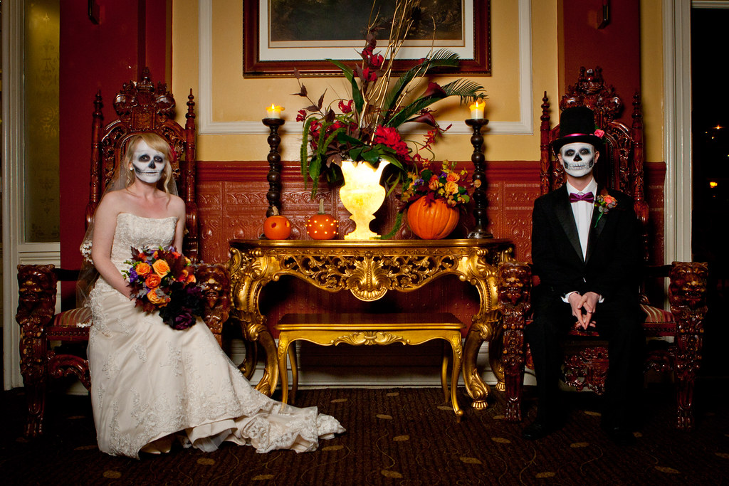 Ideas For A Fun Wedding: 15 Scary, Creative Yet Unique Halloween Costume