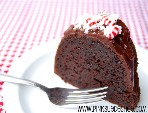 chocolate peppermint cake 3